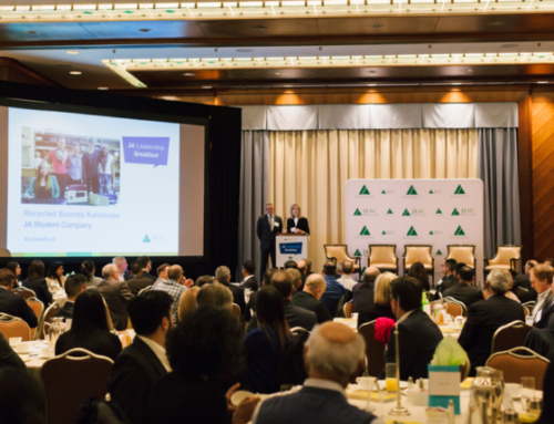 2018 JA Leadership Breakfast was held in Vancouver on October 24th
