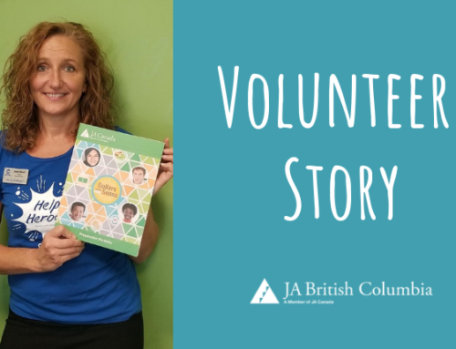 Financial Literacy Month Volunteer Story: Bonnie Kilistoff
