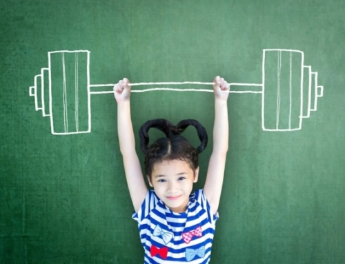 Financial Literacy Month Blog Post: Building our Kids' Money Muscles