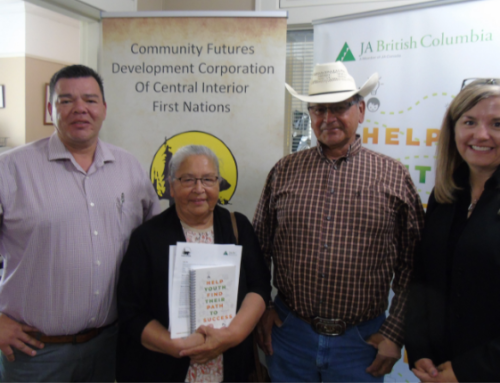 JABC and CFDC of CIFN partner to bring programs to Indigenous youth in their communities