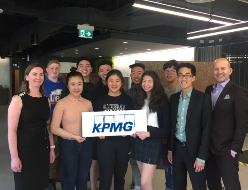KPMG continues support of JABC to help empower B.C. youth