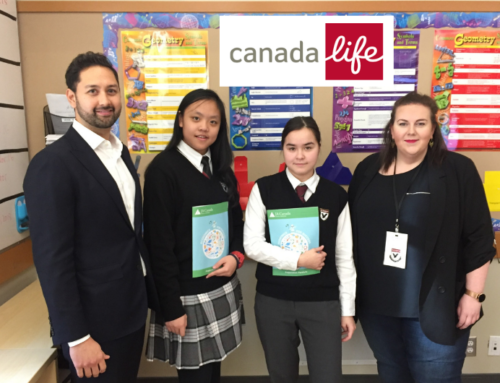 Canada Life renews support of JABC programming to help educate and empower youth