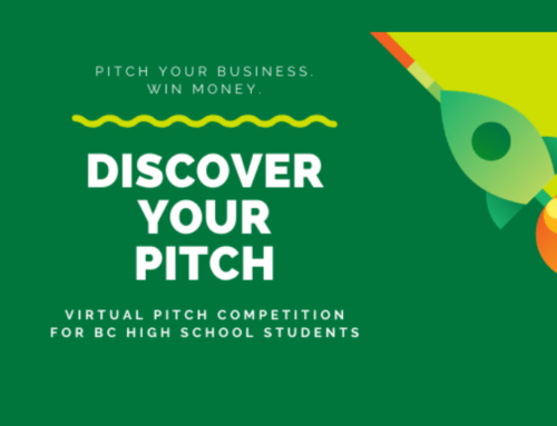 Join us for the final round of pitches on June 9th!