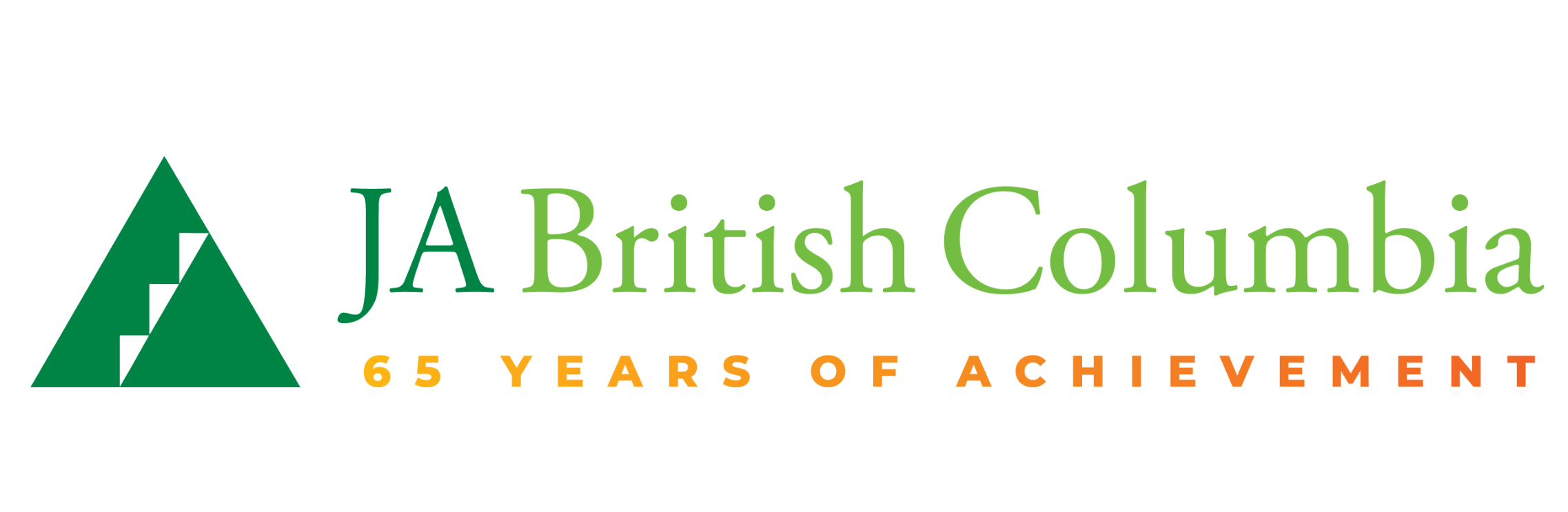 JA British Columbia (JABC) – business education for youth, develop young leaders of tomorrow Logo