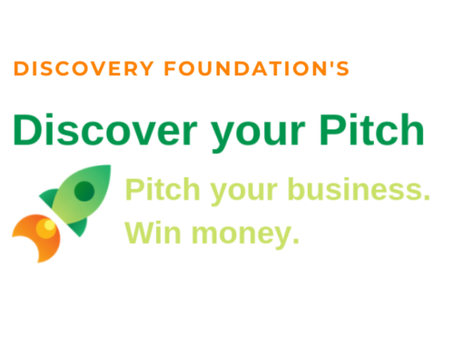 Proudly presenting the 2021 Discover your Pitch program